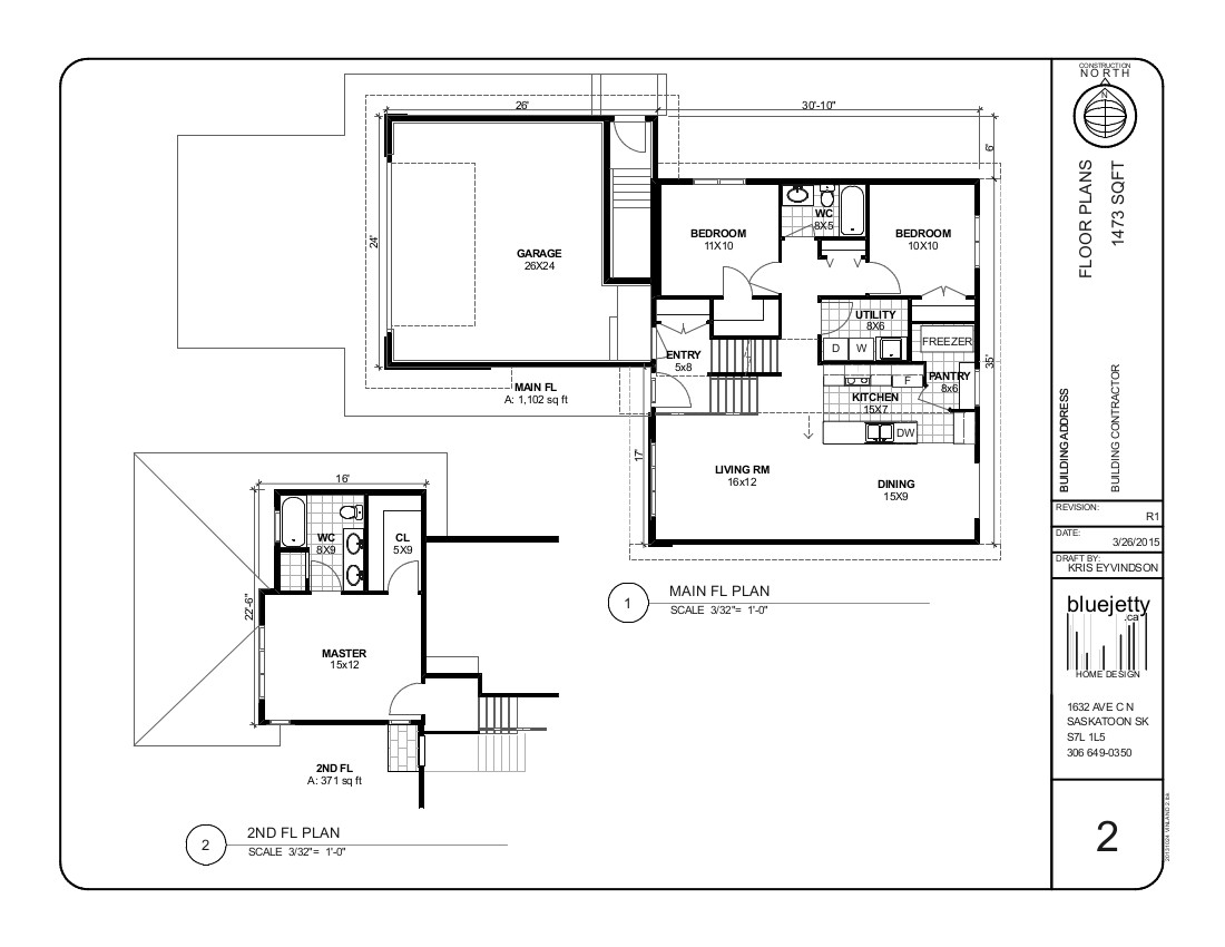 Modified bi level home plans home plan Modified bi level plans